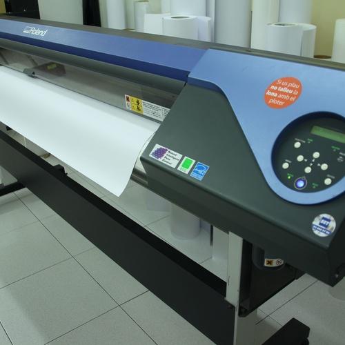 Impresión en gran formato en Sabadell