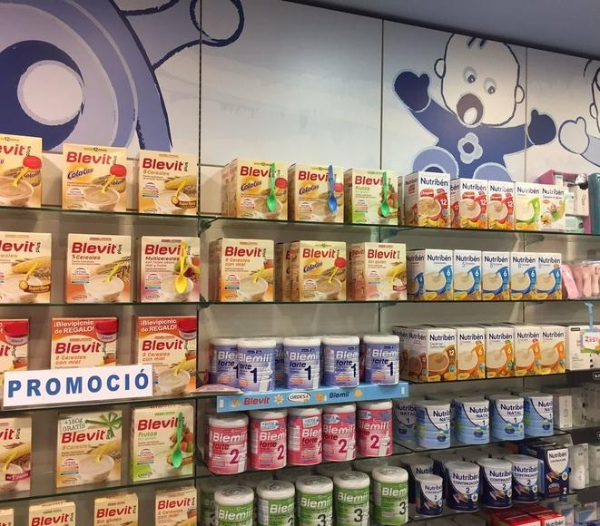 Dietética infantil: Productos de Farmacia Rosa Cinca
