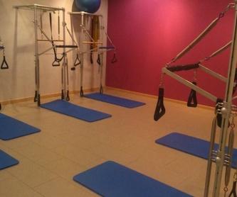 Complementos para las Modalidades: ¿Qué ofrecemos? de Zenter Pilates