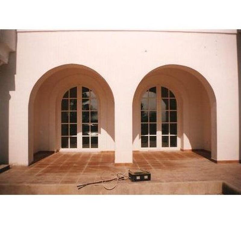 PVC: Productos y servicios de Automatismos y PVC Santa Eulalia