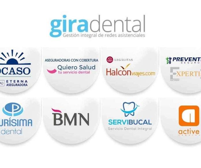 Compañías aseguradoras: Tratamientos de Clínica Dental Sant Roc