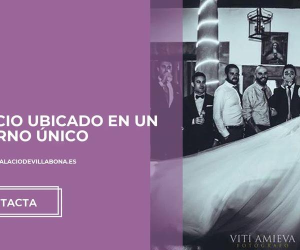 Lugares para bodas en Avilés | Palacio de Villabona