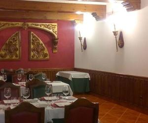 Interior del Restaurante Asador Egurra