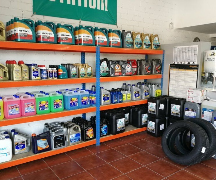 Refrigerantes y aceites: Servicios de Recanvisa