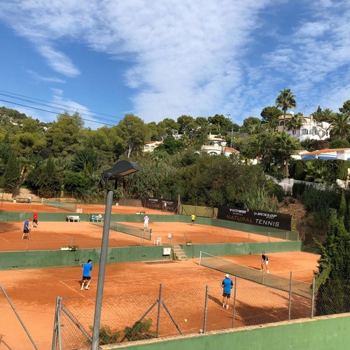 Tennis club in Benissa | Buenavista-Benissa Tennis Club