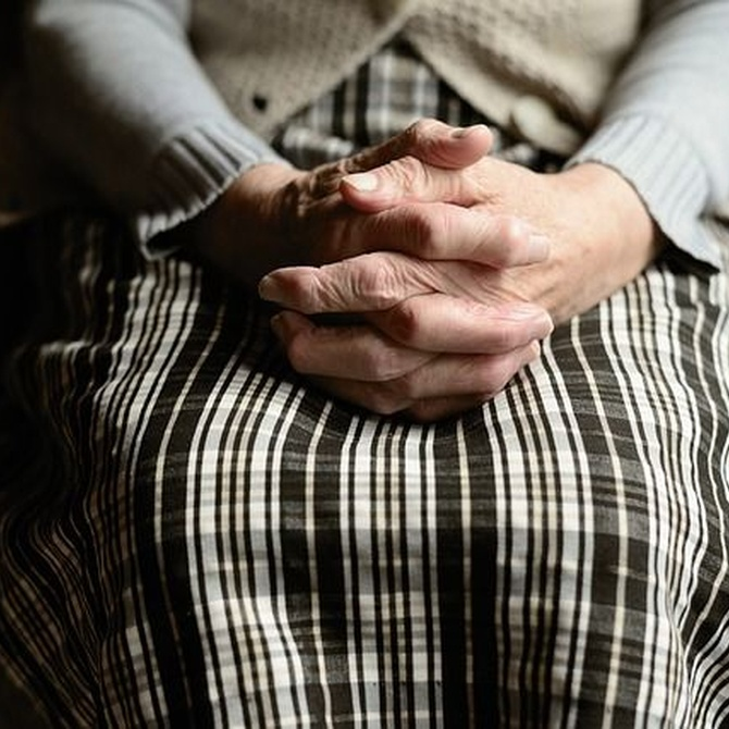 La soledad en nuestros mayores