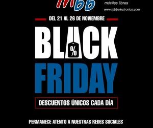 Semana Black Friday en Mbb Electronics