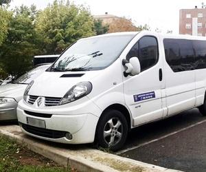Taxi de 9 plazas en Tudela