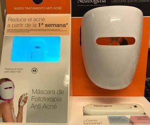 Máscara de fototerapia anti acné