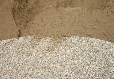Transporte de áridos y arenas