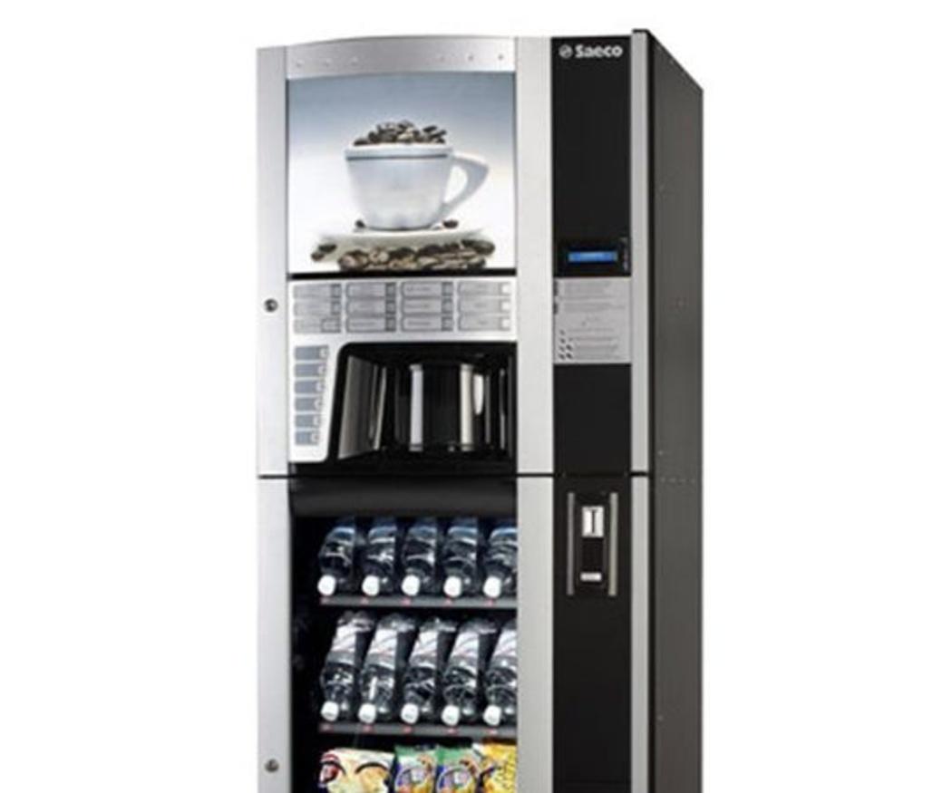 Ventajas de instalar máquinas expendedoras en la oficina