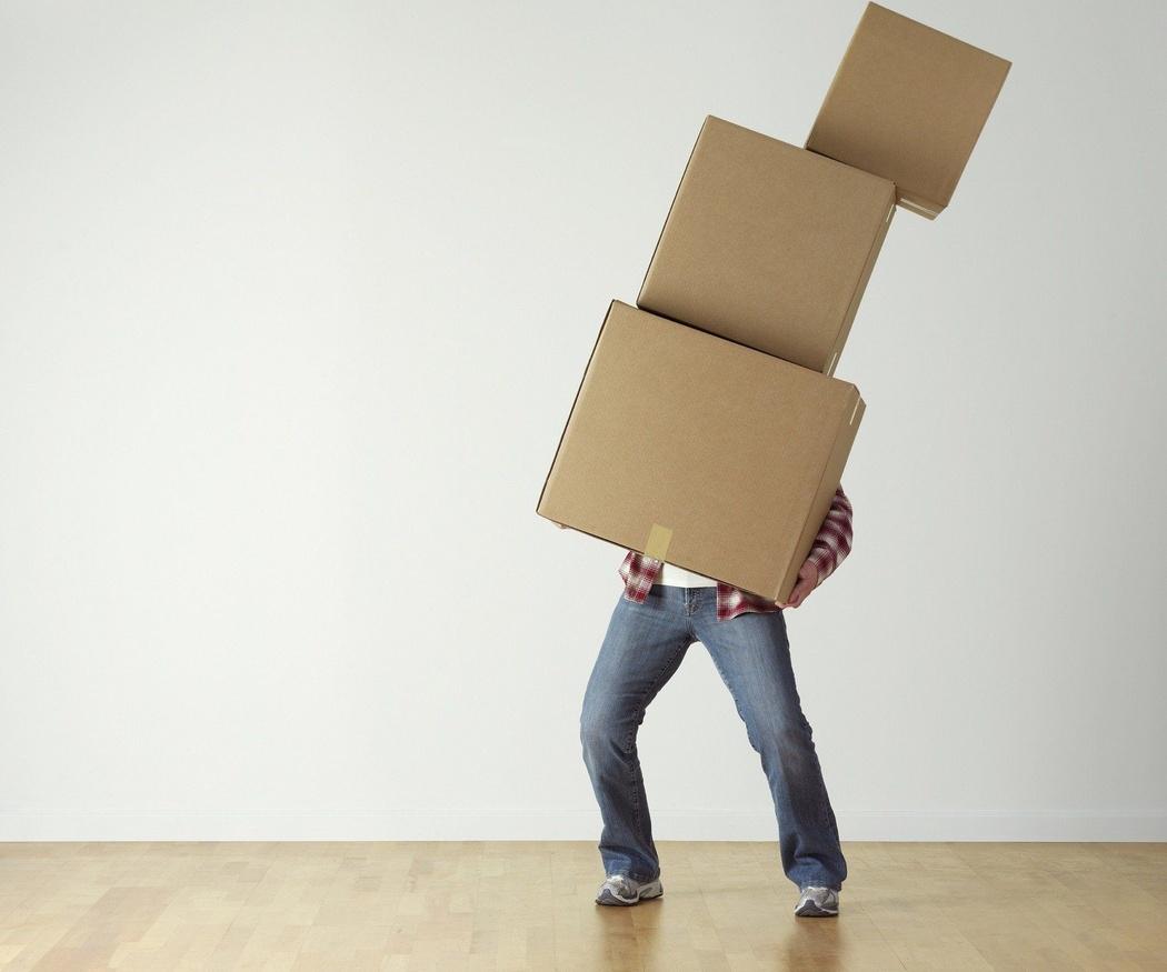 Cómo embalar para una mudanza