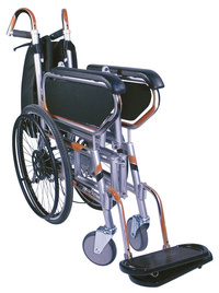 Silla de ruedas plegable XXL Minimax