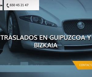 Taxis de lujo en Bizkaia: Taxi Ondarroa Dani