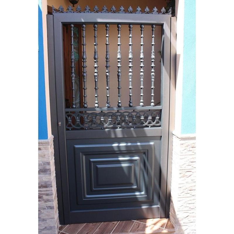 Puertas: Carpintería  Aluminio Tenerife de Namiju Aluminios