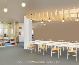 #britishschoolofbarcelona #fpmarquitectura #bsb #sitges #barcelona #school #biblioteca