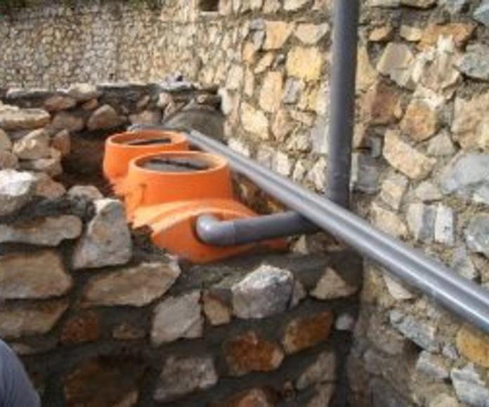 Otros trabajos: Trabajos de Desatranques Ceska