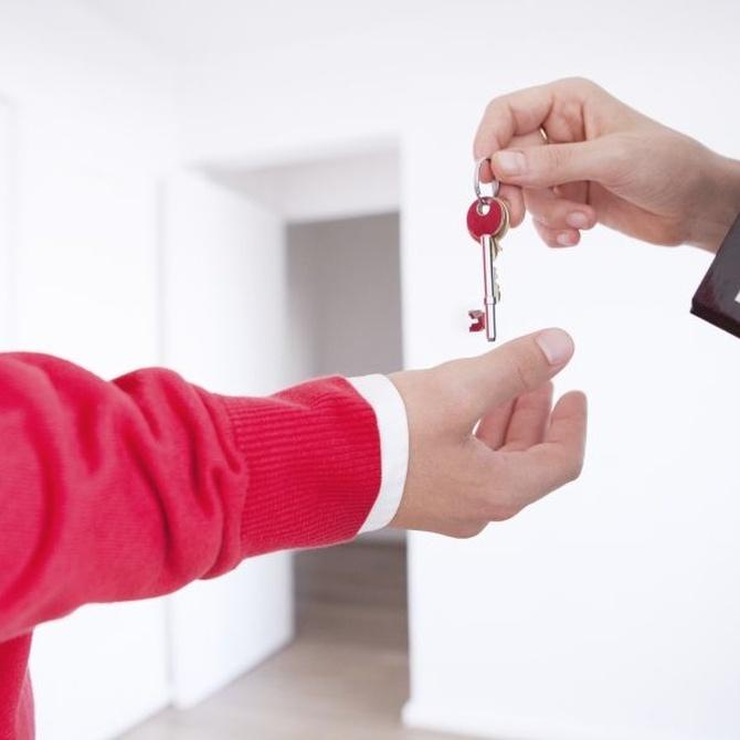 Las llaves y mandos de tu nuevo piso alquilado