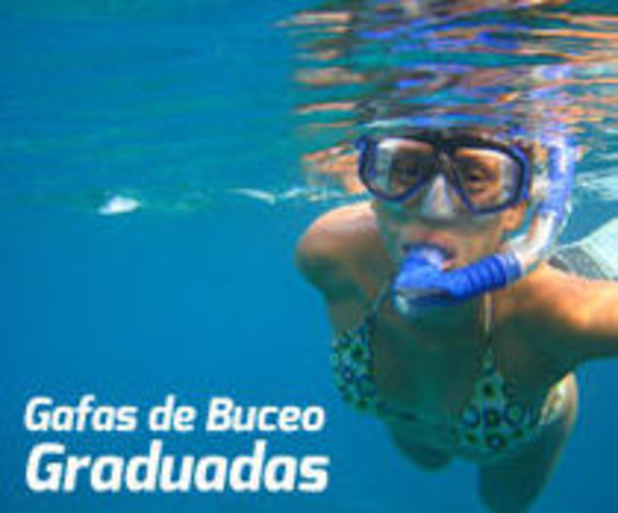 Gafas de buceo graduadas: Nuestros Servicios de Óptica Line