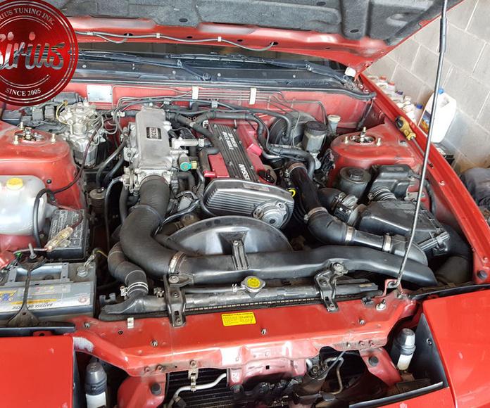 Nissan 200sx - Filtro Apexi
