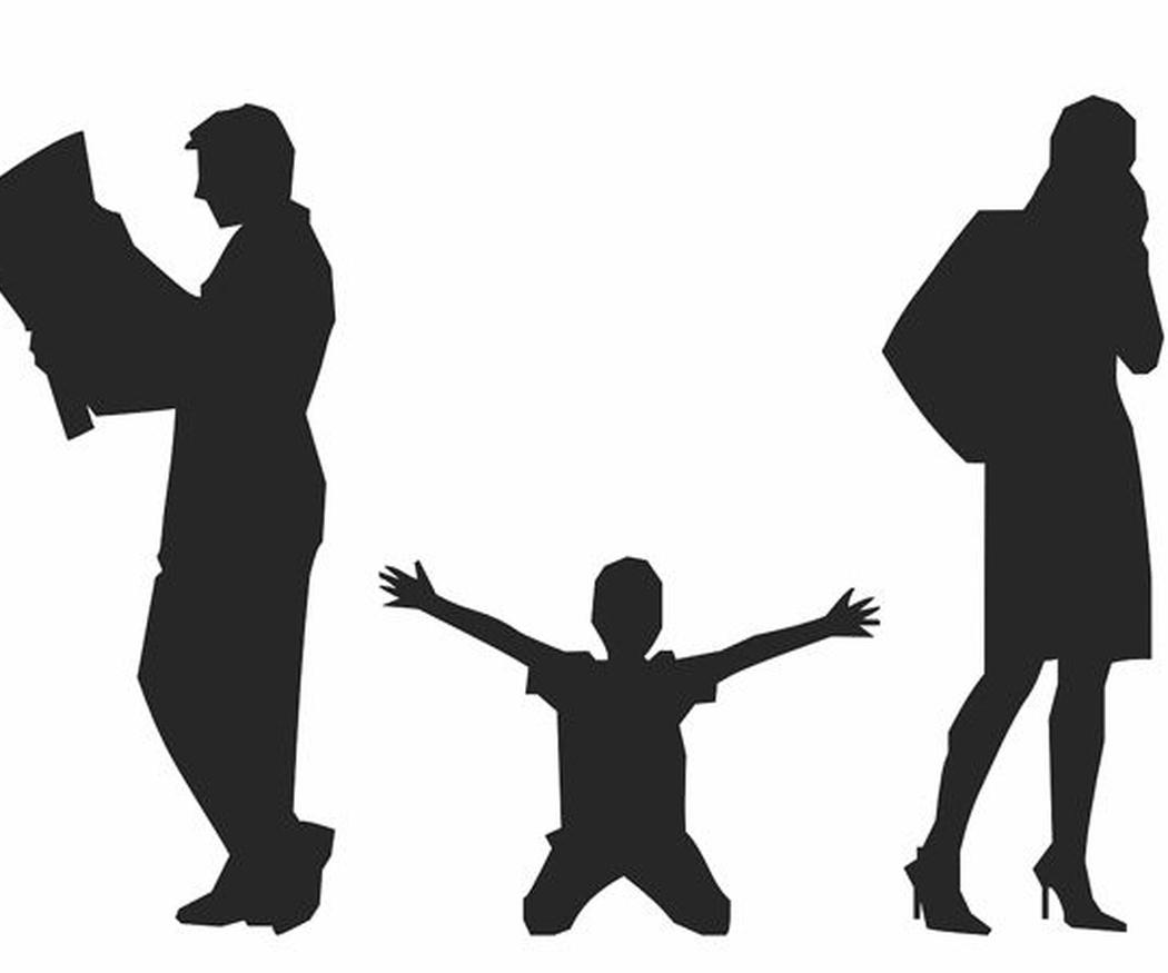 Las consecuencias del divorcio en los niños
