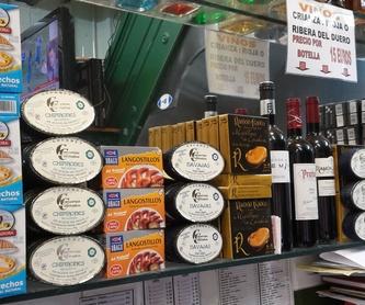 Raciones y tapas: Especialidades de Bar Cervecería Alonso