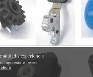 Piezas de plástico en Zaragoza | Plásticos e Ingeniería Morte, S.L.