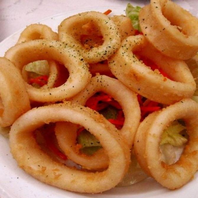 Los beneficios de comer calamar