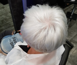 rubios  platinos hielo radiantes con blondme