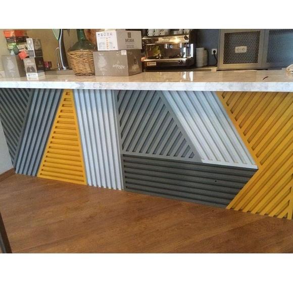 Barras y mobiliario para bares y tiendas: Servicios de Diseño a Medida