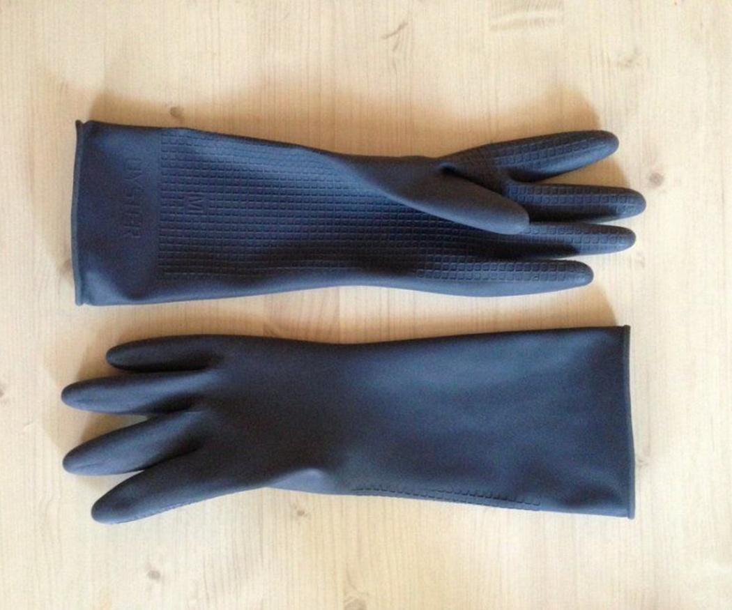 Tipos de guantes de limpieza