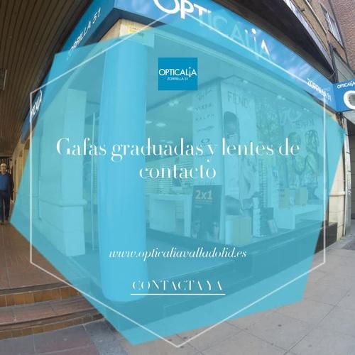 Mejores ópticas Valladolid | Opticalia Zorrilla