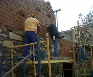 Empresa de reformas de fachada