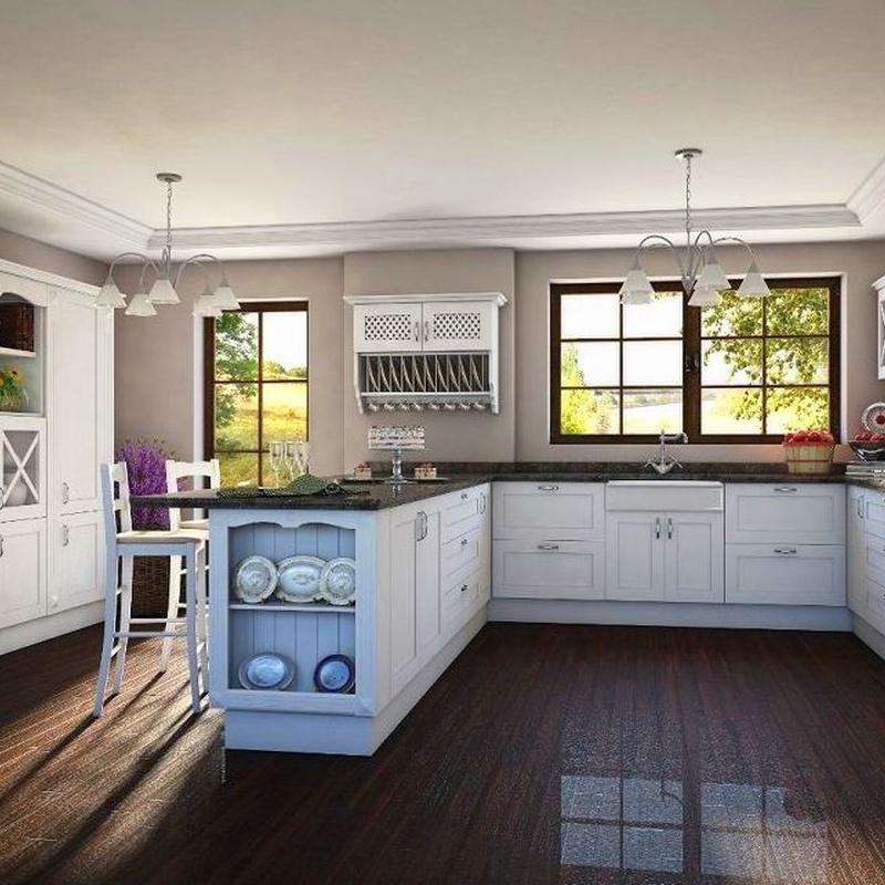 Muebles y puertas de cocina: Servicios de Reformes Carrera