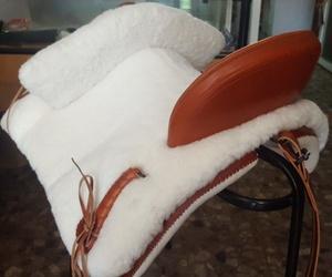 Silla vaquera fibra flexible
