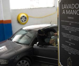 Lavado a mano de vehículos en Brooklyn Car Service