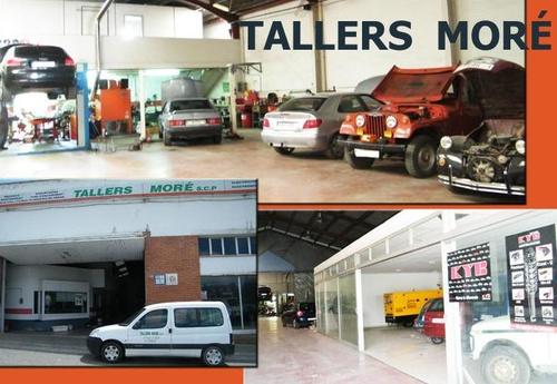 Tallers Moré
