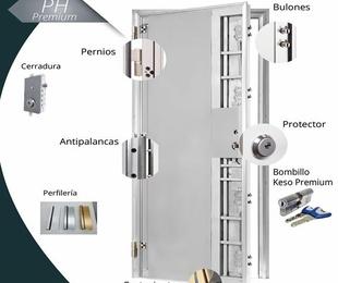 Puerta de seguridad PH  Premium  4 C