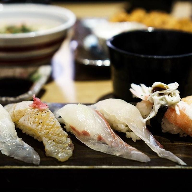 Menú para 4 personas: Carta y Menús de Restaurante Tsuruma
