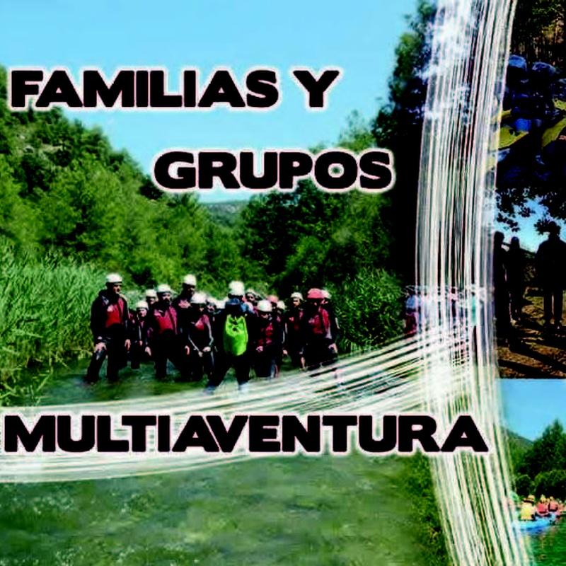 ACTIVIDADES PARA FAMILIAS Y GRUPOS: CALENDARIO DE ACTIVIDADES de Asdón Multiaventura