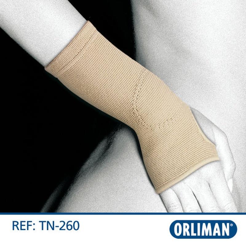 Muñequera elastica: Catálogo de Ortojer