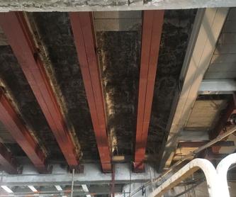 Carpintería metálica: Servicios de Estructuras Metalicas Malacay