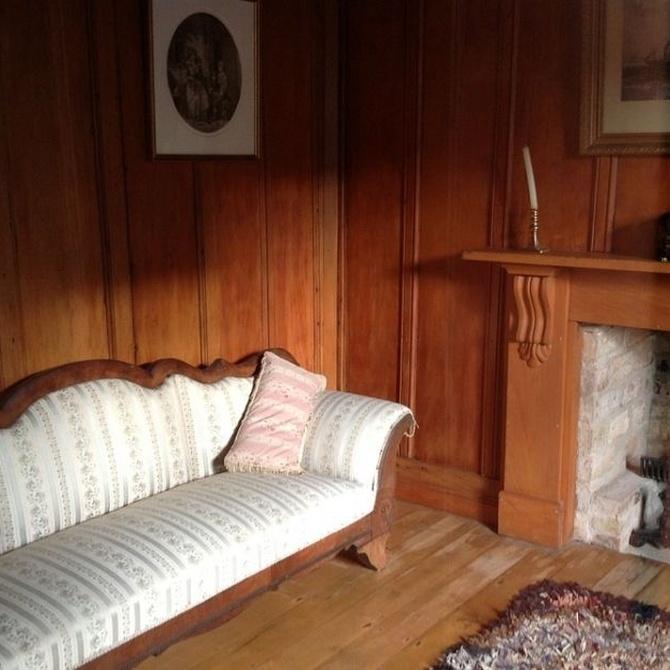 Los beneficios de reciclar muebles de madera