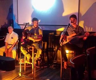 CANTINAZO: Sala y actuaciones de Magangue