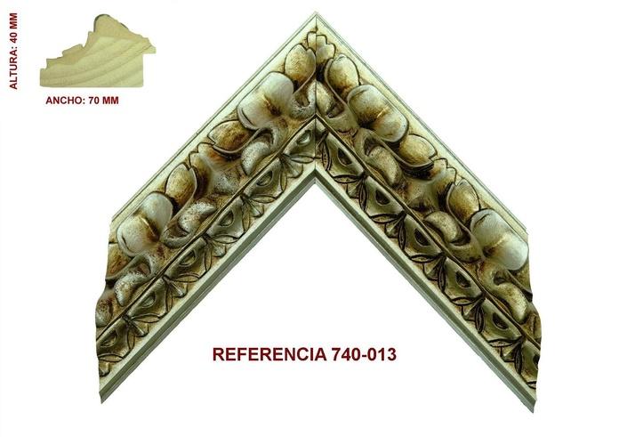 REF 740-013: Muestrario de Moldusevilla