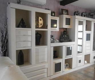 Puertas de interior lacadas: Catálogo de Carpintería Madera y Arte