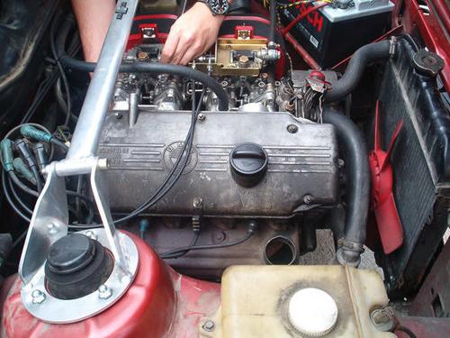 Reparación del motor
