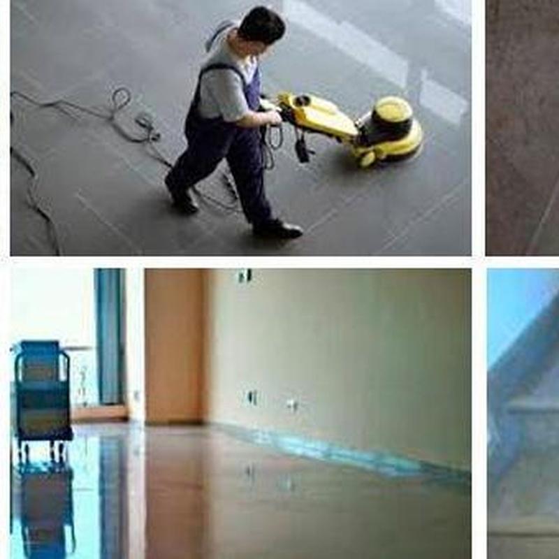 Servicios de Serveis 2000: Empresa de limpiezas Tarragona de Serveis 2000
