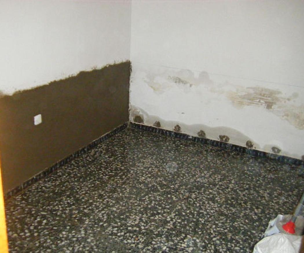 Soluciones a los problemas de humedades en paredes