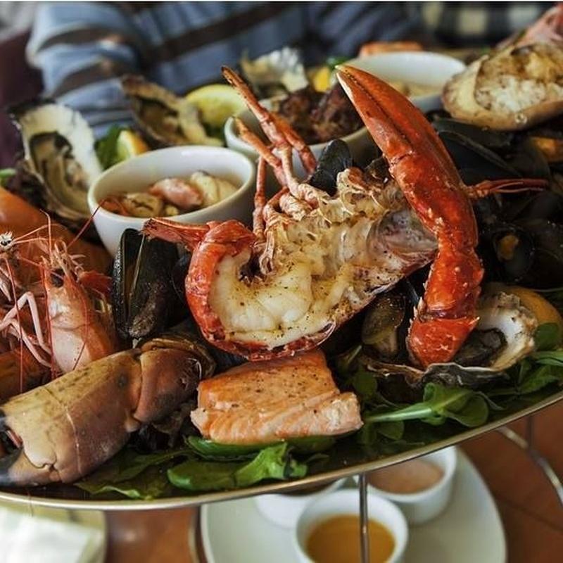Mariscos: Nuestra carta de Restaurante Asador El Pozo